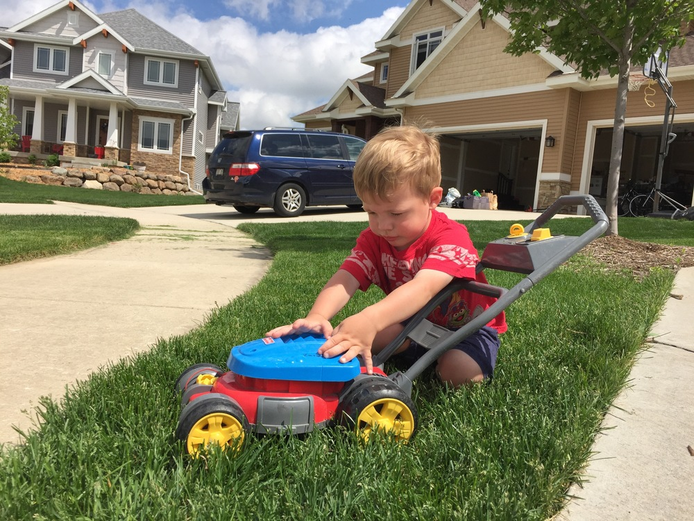 The best lawn mowers have an intimate knowledge of their machines.