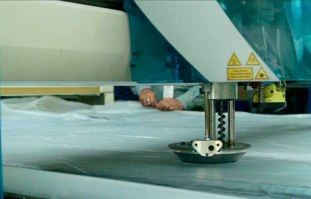 Automated cutting
