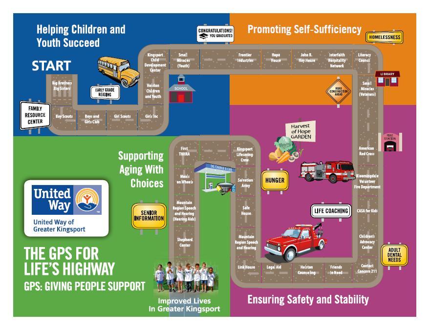 UW of Greater Kingsport's map.JPG