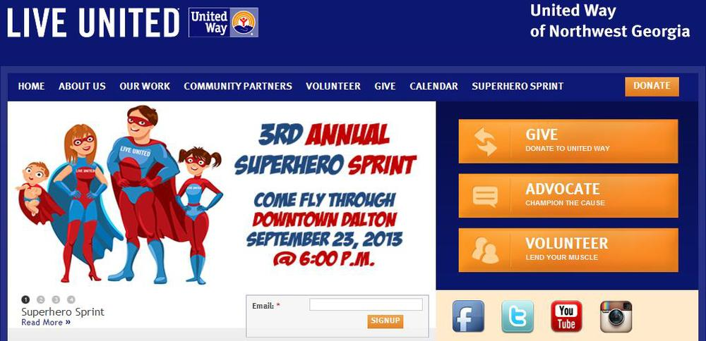 UW of Northwest Georgia - Superhero Sprint.JPG