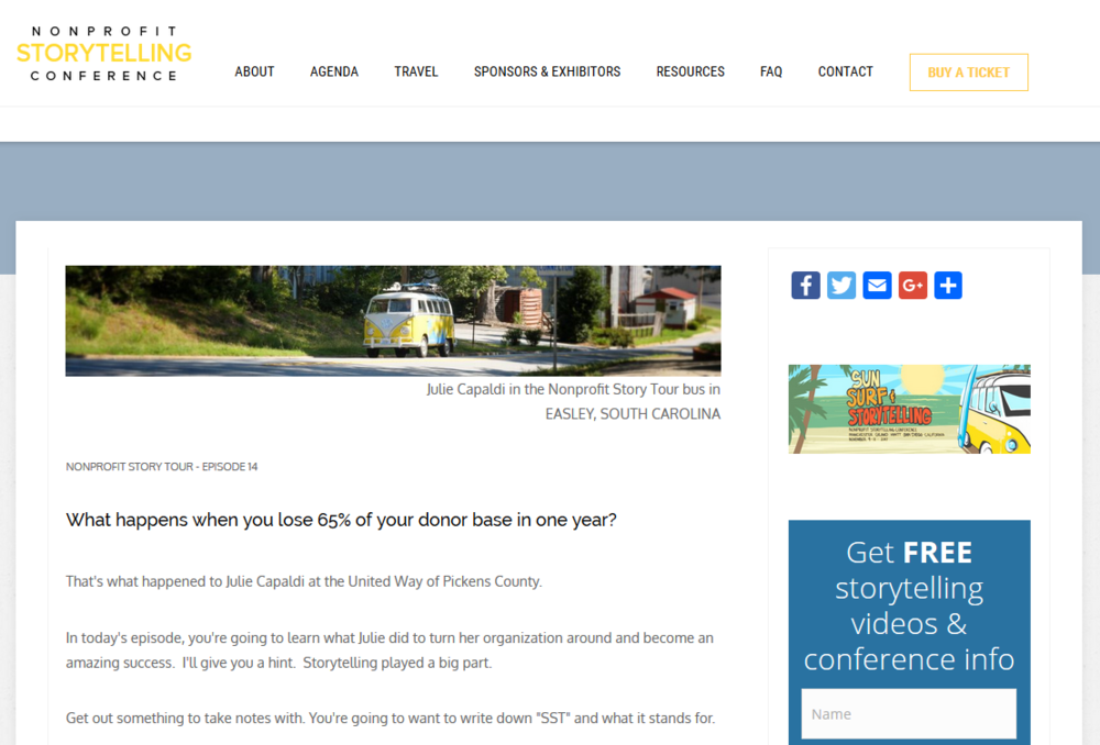Nonprofit Storytelling Conference Website - Julie Capaldi Shares Her Story.png