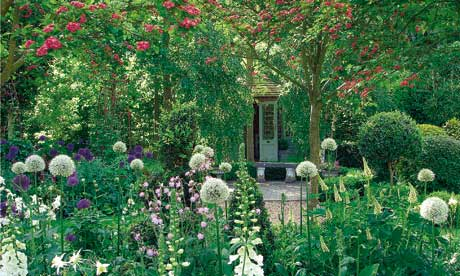 Terry Winters Linden Farm Hampshire UK cottage garden