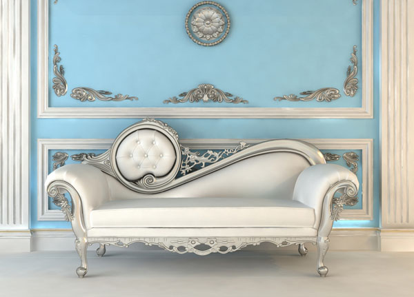 Why So Sky Blue? — Irwin Weiner Interiors