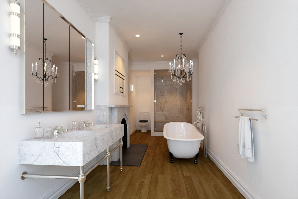 Meshberg Group renovation of Brooklyn townhouse bathroom.jpg