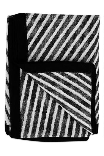 Kelly Wearstler Luxe Fractured Throw blanket black and white.jpg