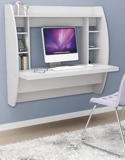 Floating desk (Prepac)