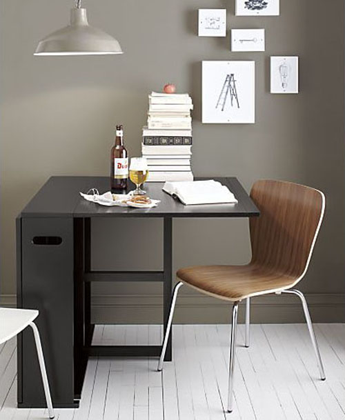 Span Gateleg dining table from Crate and Barrel.jpg