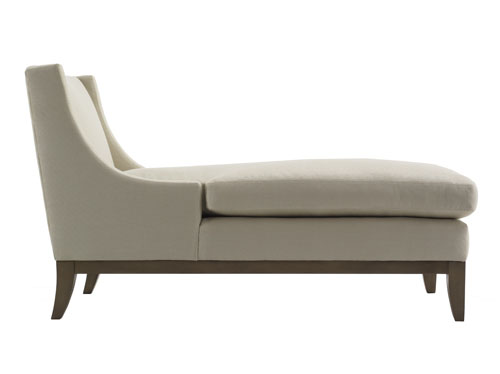 Starlet chaise by Barbara Barry