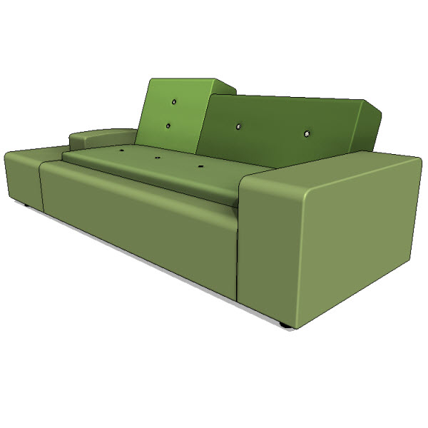 Polder XS green sofa from Vitra modern German furniture.jpg