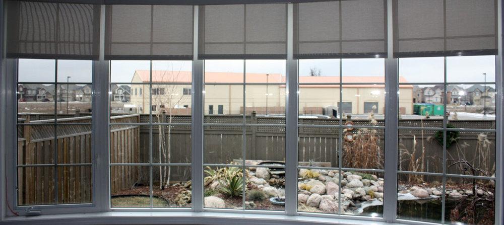 Home Decor And Window Treatment Options Motorized Window