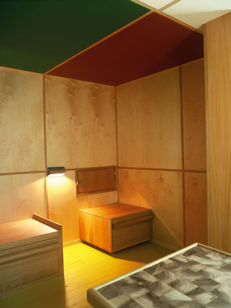 le corbusier 39 s cabana retreat from concrete irwin weiner. Black Bedroom Furniture Sets. Home Design Ideas