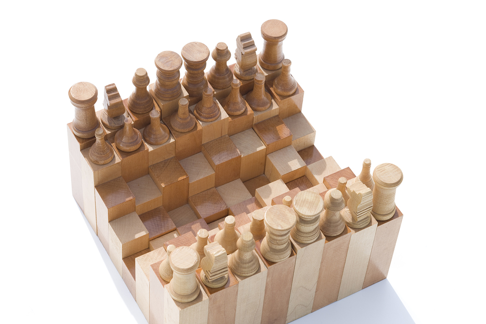 Chess Board © Ian Vandenberg Design