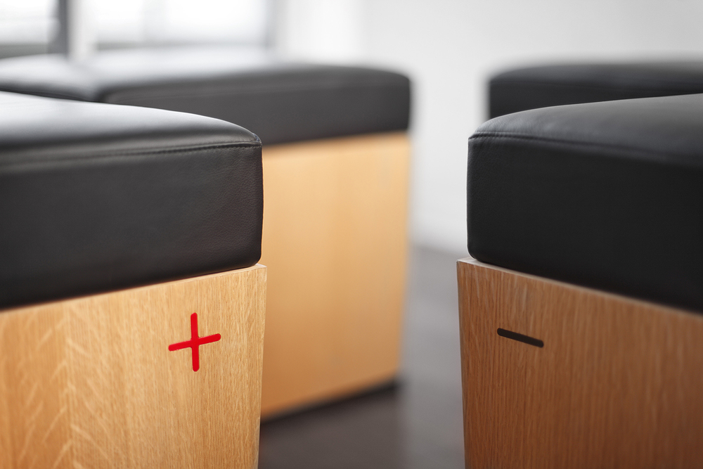Kees Seating System © Ian Vandenberg Design