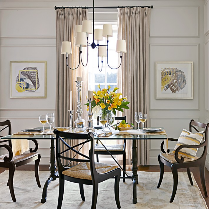 Williams Sonoma Home Embraces New Traditional Style
