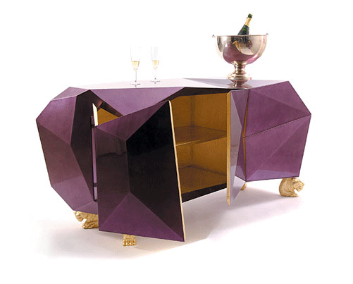Diamond Cabinet from Boca do Lobo