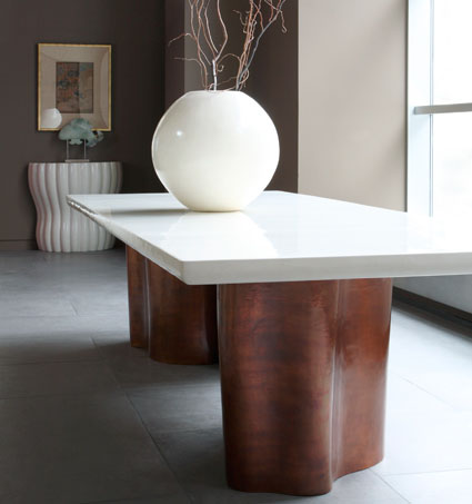 Root Dining table by Robert Kuo