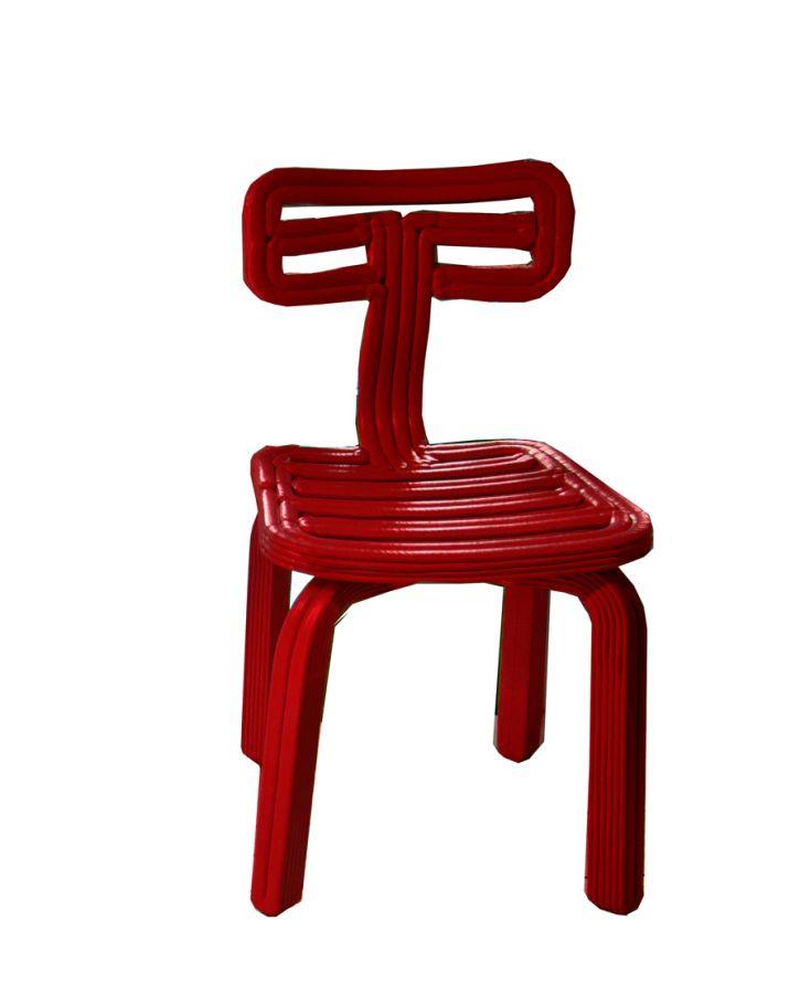 Chubby Chair by Dirk Van Der Kooij