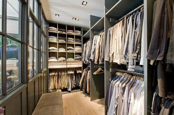 5 Of Our Favorite Dream Closets Irwin Weiner Interiors