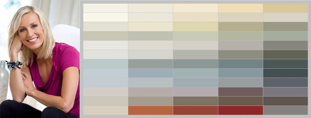 Favorites irwin weiner interiors for Benjamin moore candice olson colors