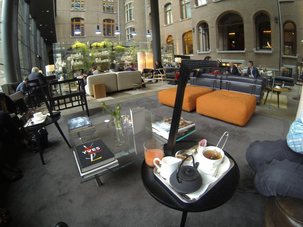 amsterdam design report conservatorium hotel irwin weiner interiors. Black Bedroom Furniture Sets. Home Design Ideas