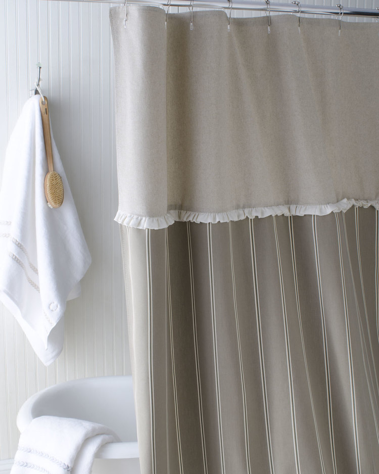 Freshen Up for Spring with a New Shower Curtain — Irwin Weiner ...