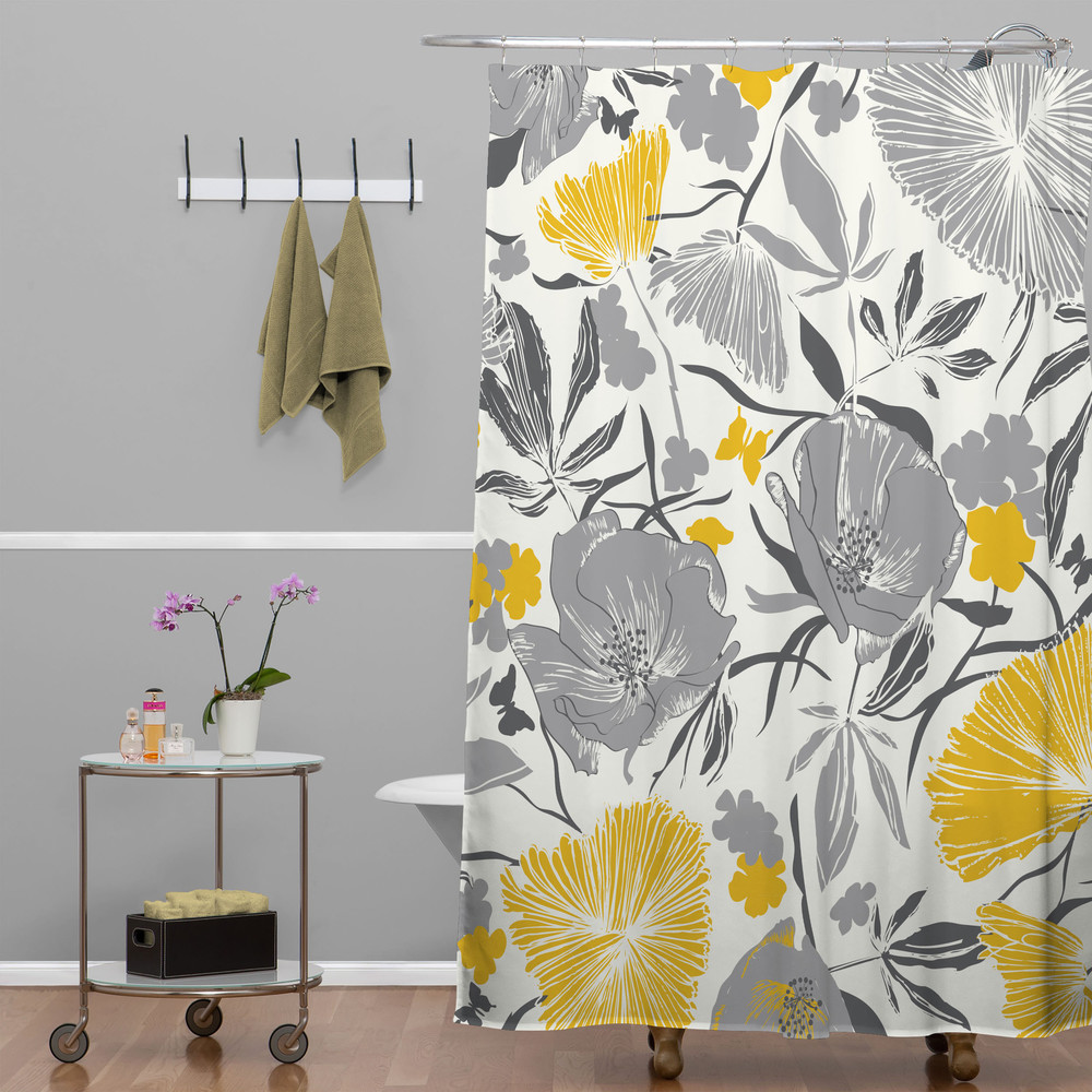 Khristian A. Howell Bryant Park 3 Shower Curtain