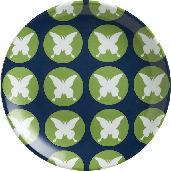 Flutter Appetizer Plate by Matthew Lew for CB2