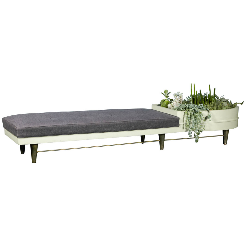 Garden Box Bench by William Haines, 1950s