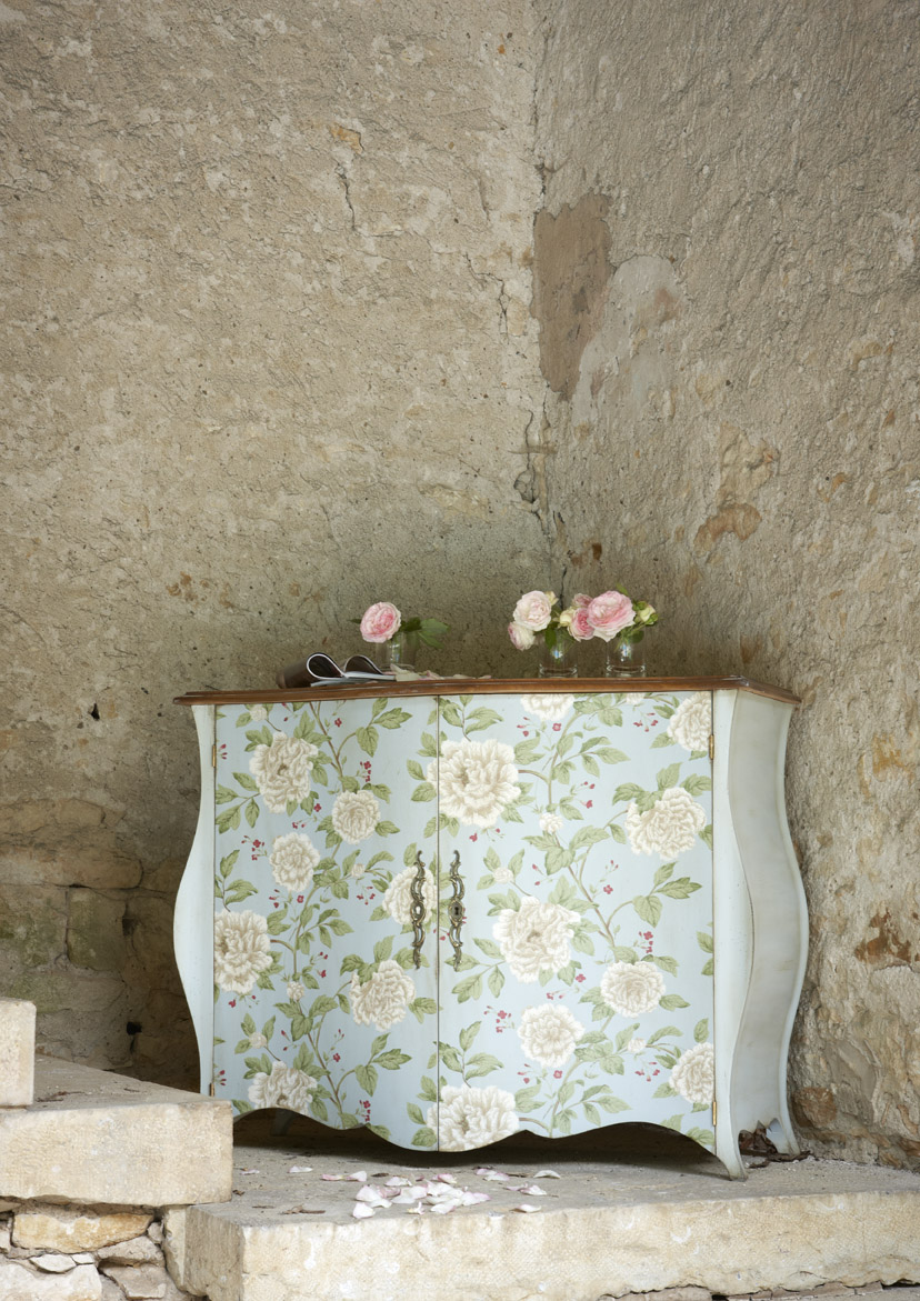 Exceptions de Grange Peony Curved Sideboard