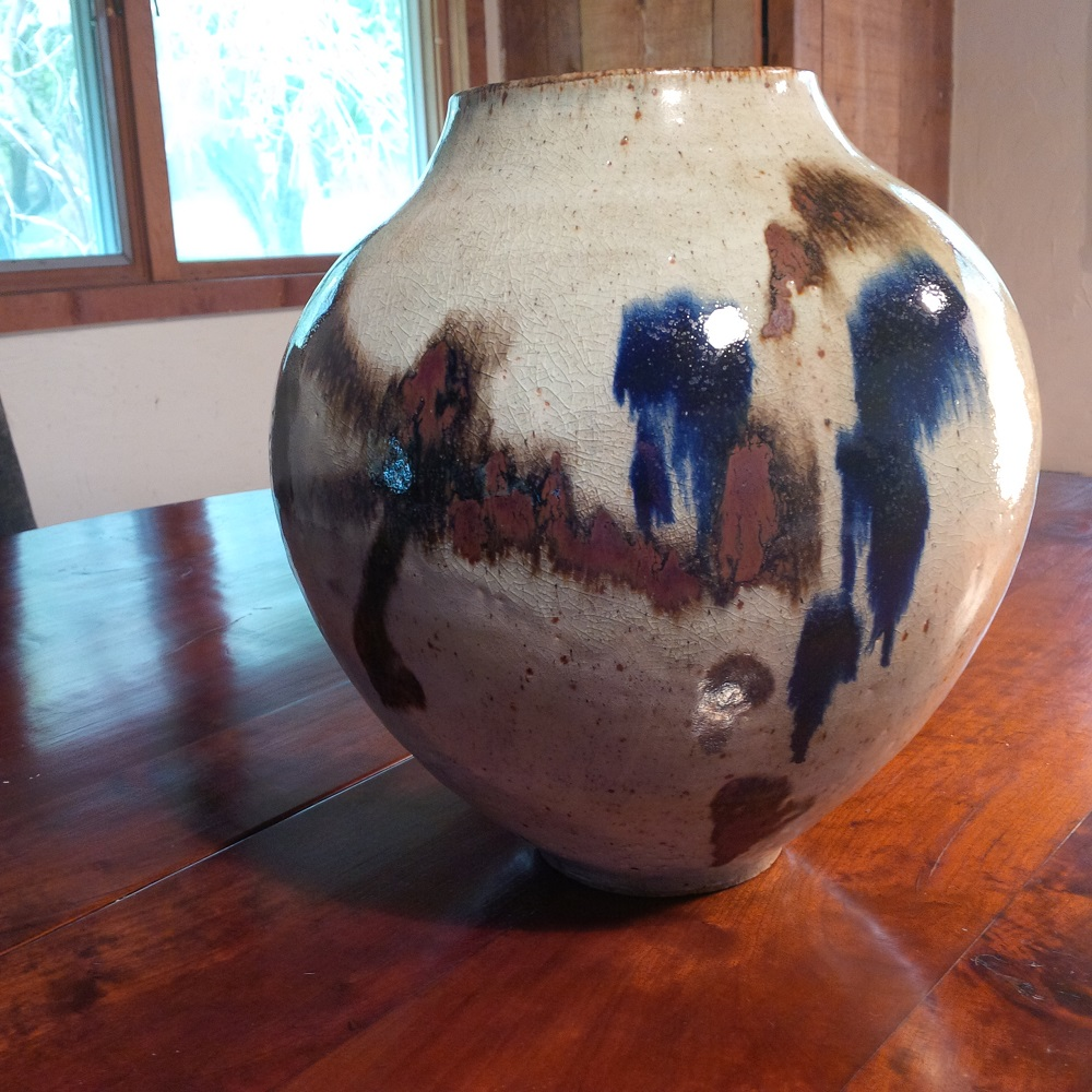 1973 Brother Bruno vase
