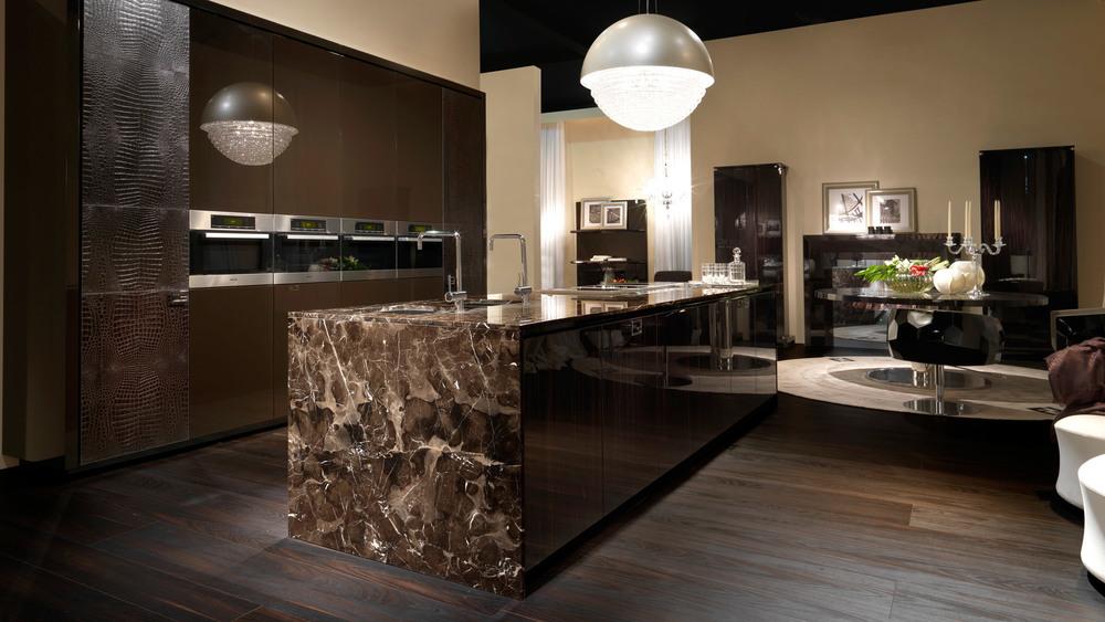 Fendi Casa: Ambiente Cucina kitchen collection