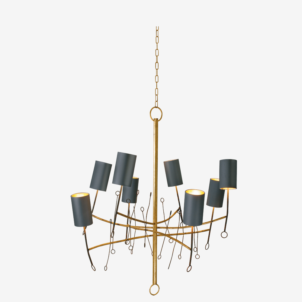 Lollipop Chandelier from Porta Romana