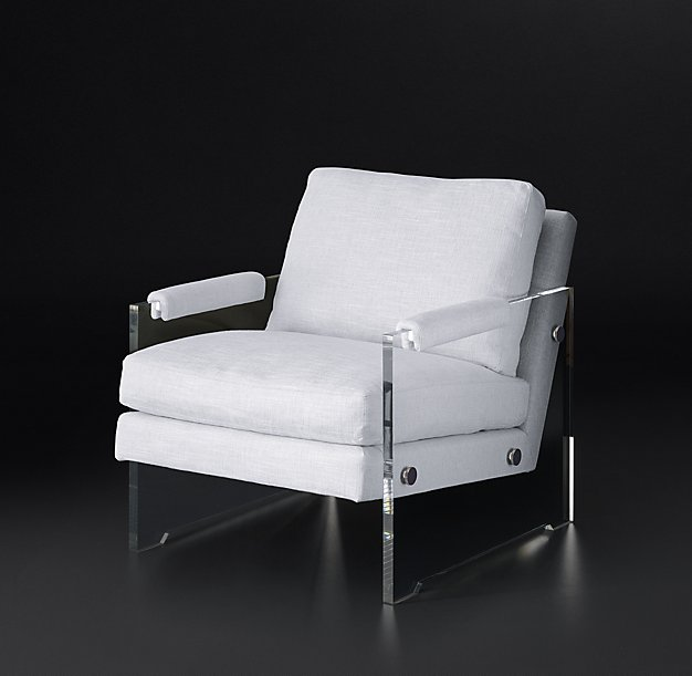 Knock-off: Luca Collection chair from RH Modern