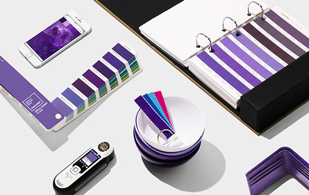 Pantone Color of the Year 2018: Ultra Violet