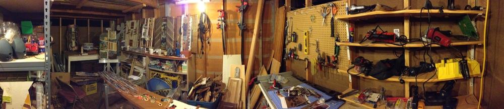 New studio space!