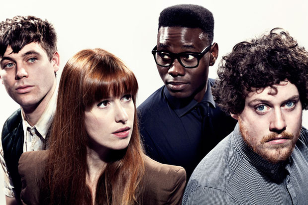 Metronomy looking dazed and confused. Source: Mixmag