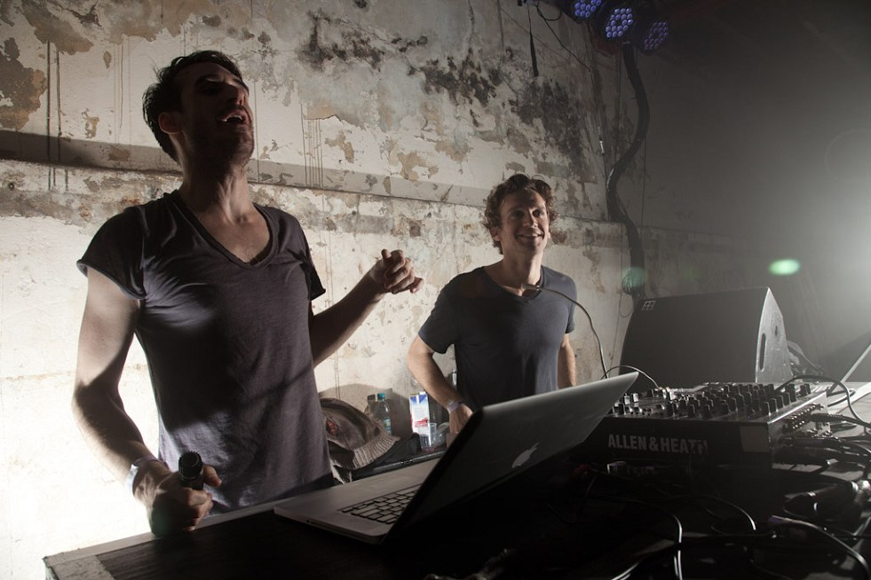 Benoit & Sergio, source: Resident Advisor, photo by Nick Ensing