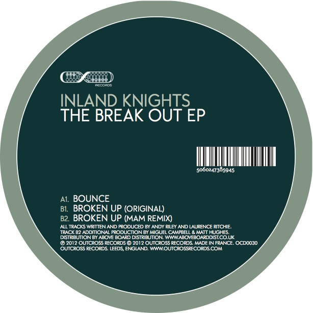 The Break Out EP - Inland Knights