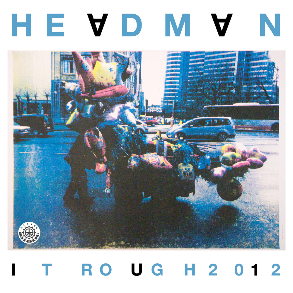 It Rough 2012 - Headman