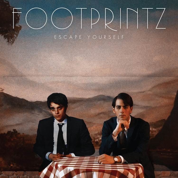 Escape Yourself - Footprintz
