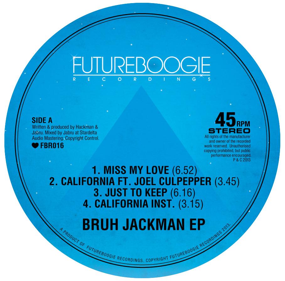 Bruh Jackman EP - Bruh Jackman