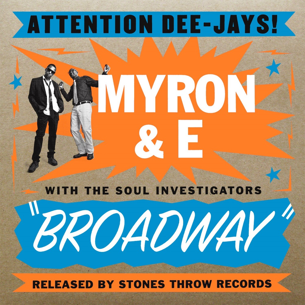 Broadway - Myron & E
