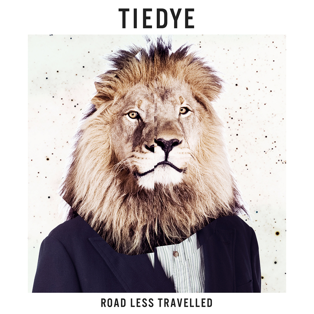 Road Less Travelled - Tiedye