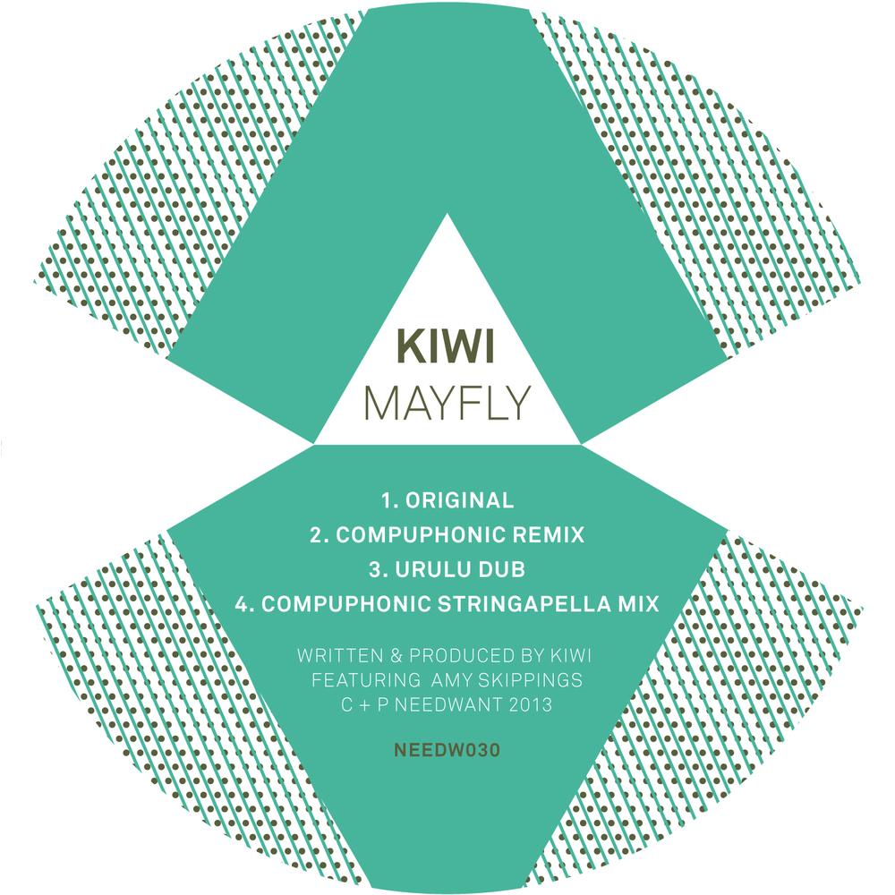 Mayfly - Kiwi