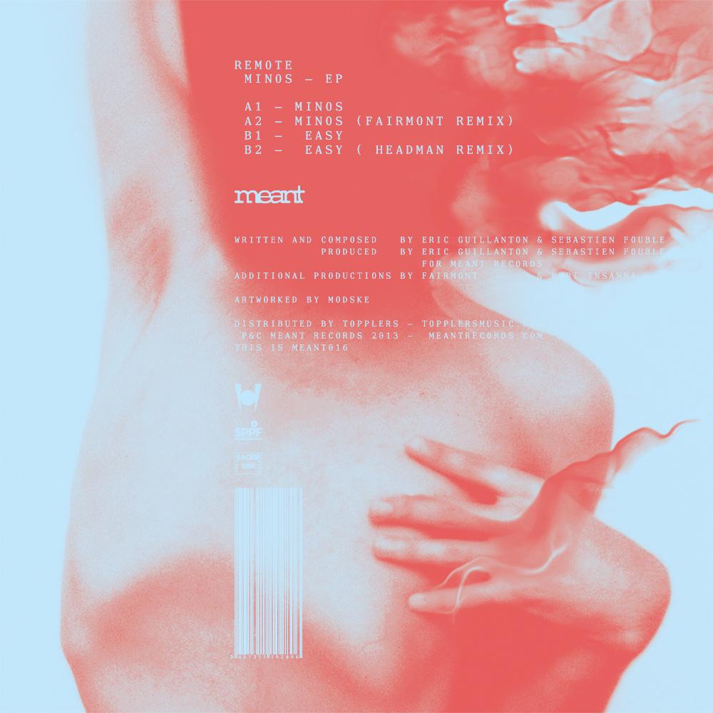 Minos EP - Remote