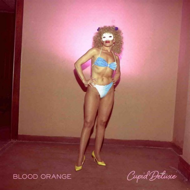 Cupid Deluxe - Blood Orange