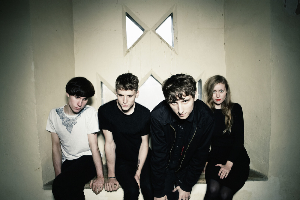 These New Puritans, image copyright: Dean Chalkley