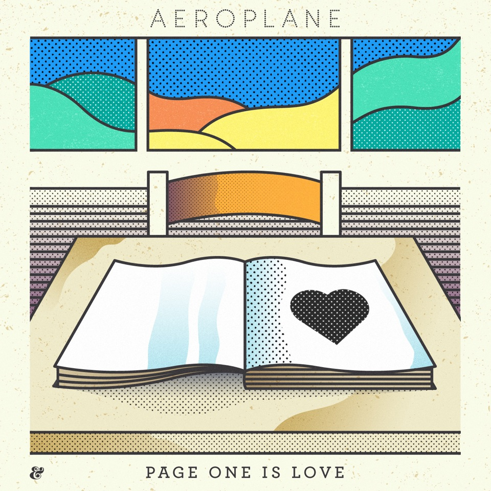 Page One Is Love - Aeroplane