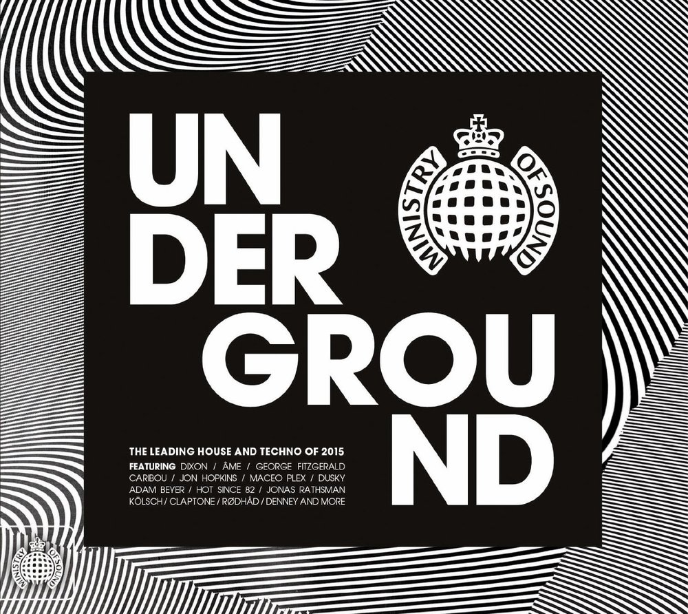 Ministry Of Sound Underground 2015