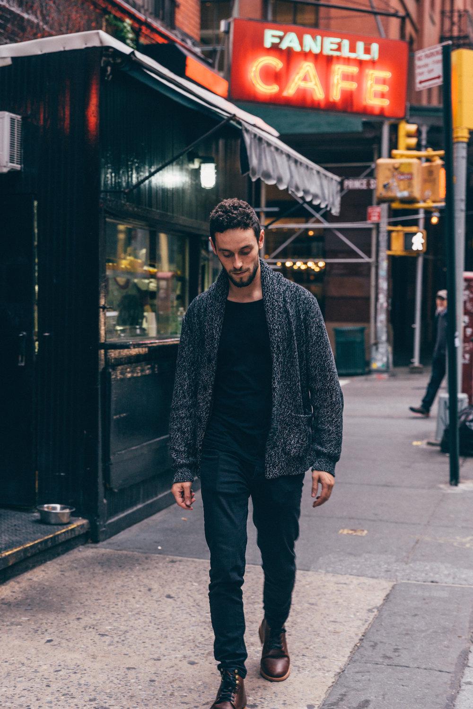 Josh Jacobson - Fence